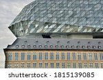 Antwerp  Belgium January 2020 ...