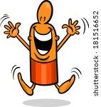 cartoon vector illustration of... | Shutterstock .eps vector #181516652