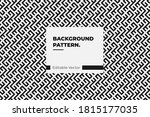 patter texture traditional line ... | Shutterstock .eps vector #1815177035