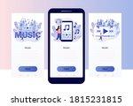 media player app. music play...