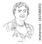 Helen Keller activist american author deaf-blind