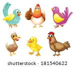 illustration of the different... | Shutterstock . vector #181540622