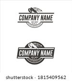 a collections of logo desings... | Shutterstock .eps vector #1815409562