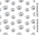 vector illustration of cute...   Shutterstock .eps vector #1815439412