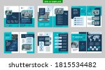 brochure creative design.... | Shutterstock .eps vector #1815534482