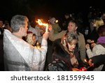 odessa   april 14  pilgrims... | Shutterstock . vector #181559945