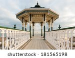 Brighton And Hove  Bandstand O...