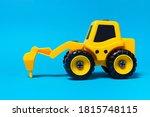 Children\'s Toy Yellow Tractor...