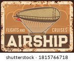 Airship Flights And Cruises...