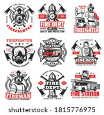 Fire And Firefighter Department ...