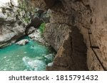 The Secure Path Of The Gorges...
