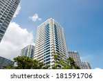 High Rise Condominiums