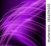 Dark Purple Gradient Background ...