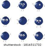 popular mixed fruits for art  | Shutterstock . vector #1816511732