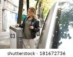 car sharing   Shutterstock . vector #181672736