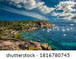 Porroig Is A Cove Located Unde...