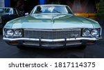 Vintage Chevrolet Car   Batu ...