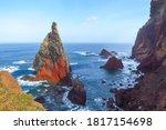 Amazing Rocks And Volcanic...