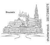 Famous Buildings Of Brussels ...
