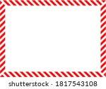 red diagonal blurry bands along ... | Shutterstock . vector #1817543108