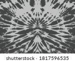 tie dye gray pattern background | Shutterstock .eps vector #1817596535