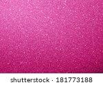 Pink Sparkle Glitter Background.