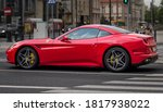 Red Ferrari California T In...