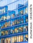 windows office building for... | Shutterstock . vector #181823876