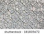 stone pattern | Shutterstock . vector #181835672