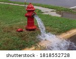 Open Industrial Fire Hydrant...