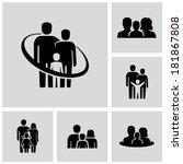 parents | Shutterstock .eps vector #181867808