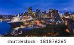Australia Sydney Cbd Panoramic...