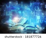 e learning | Shutterstock . vector #181877726