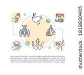 fundamental freedoms concept... | Shutterstock .eps vector #1818830405
