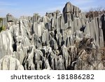 Shilin Stone Forest In Kunming...