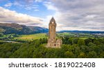 National wallace monument on...