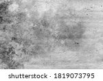 Concrete Grunge White Wall With ...