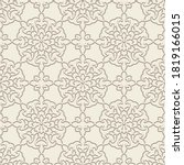 seamless lace texture  vintage...   Shutterstock .eps vector #1819166015
