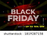 black friday sale special... | Shutterstock .eps vector #1819287158