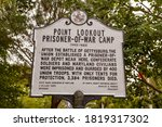 Point Lookout  Md  Usa 09 19...