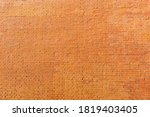 Orange Bricks Wall Texture...