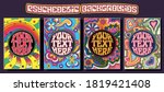 templates for covers  posters ...   Shutterstock .eps vector #1819421408