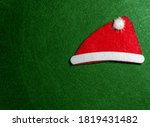 Christmas Hat Of Santa Claus...