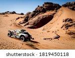 Small photo of Saudi Arabia. 5-17 Jenuary 2020. 42nd Dakar Rally from Jeddah to Riyad. Manolo and Monica Plaza, Spain.
