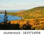The Overlook Of Acadia Nationa...