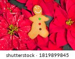 Gingerbread Cookie With...
