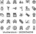 thin line gray tint vector icon ... | Shutterstock .eps vector #1820056058