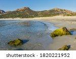Ostriconi Beach In Corsica ...