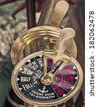Brass Ships Old Engine Room...