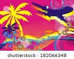 tourism  | Shutterstock . vector #182066348